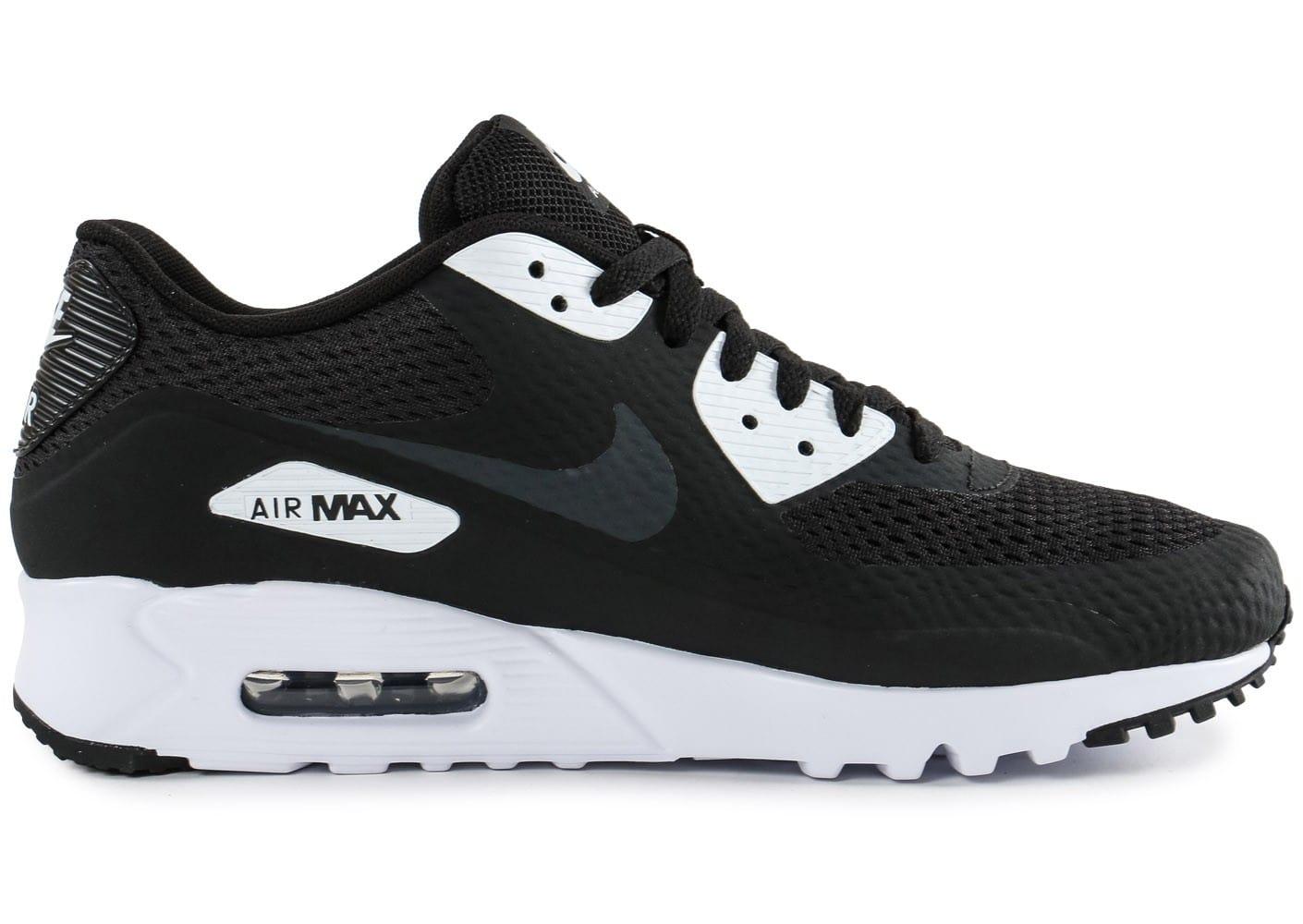 designer fashion 7fddb 1e360 ... purchase nike magasin de chaussures nike air max 90 ultra se mens shoe noir  nike air