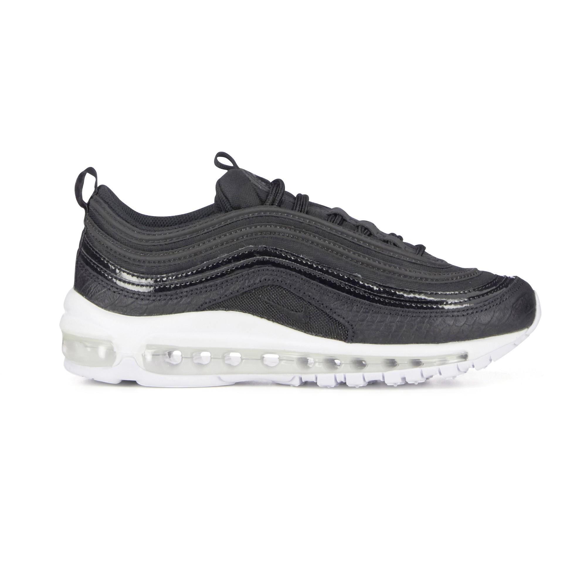 new product 78d6d e56f8 Chaussures Nike Prix Pas Cher Pour Homme Nike Air Max 97 Premium Blanc  312834-004 .