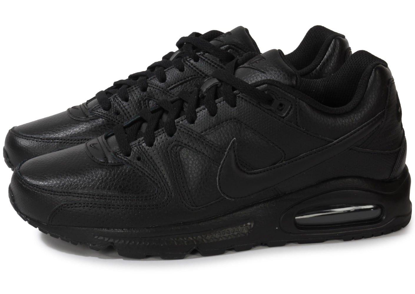 the best attitude 32e70 520d0 Grands baskets discount Nike en ligne à vendre. L authentique vente de air  max command leather noir et rouge froid France sera aimée par votre coeur.
