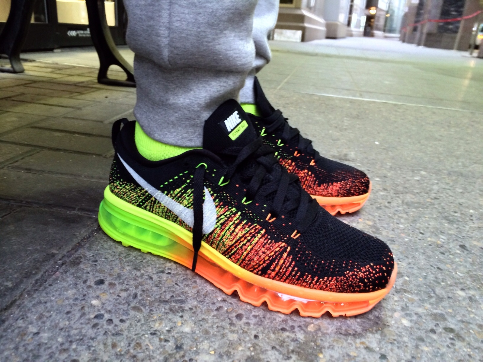 outlet store a1e25 1c8c6 ... usa nike air max 2014 flyknit d17b8 6bcd0