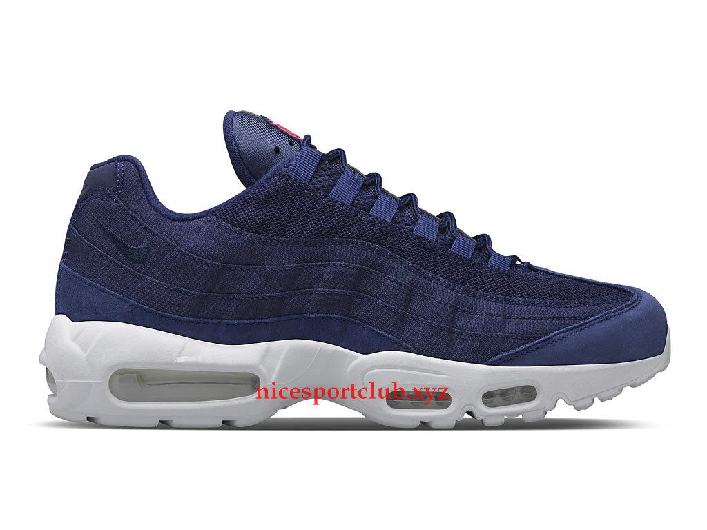 air max 95 bleu noir