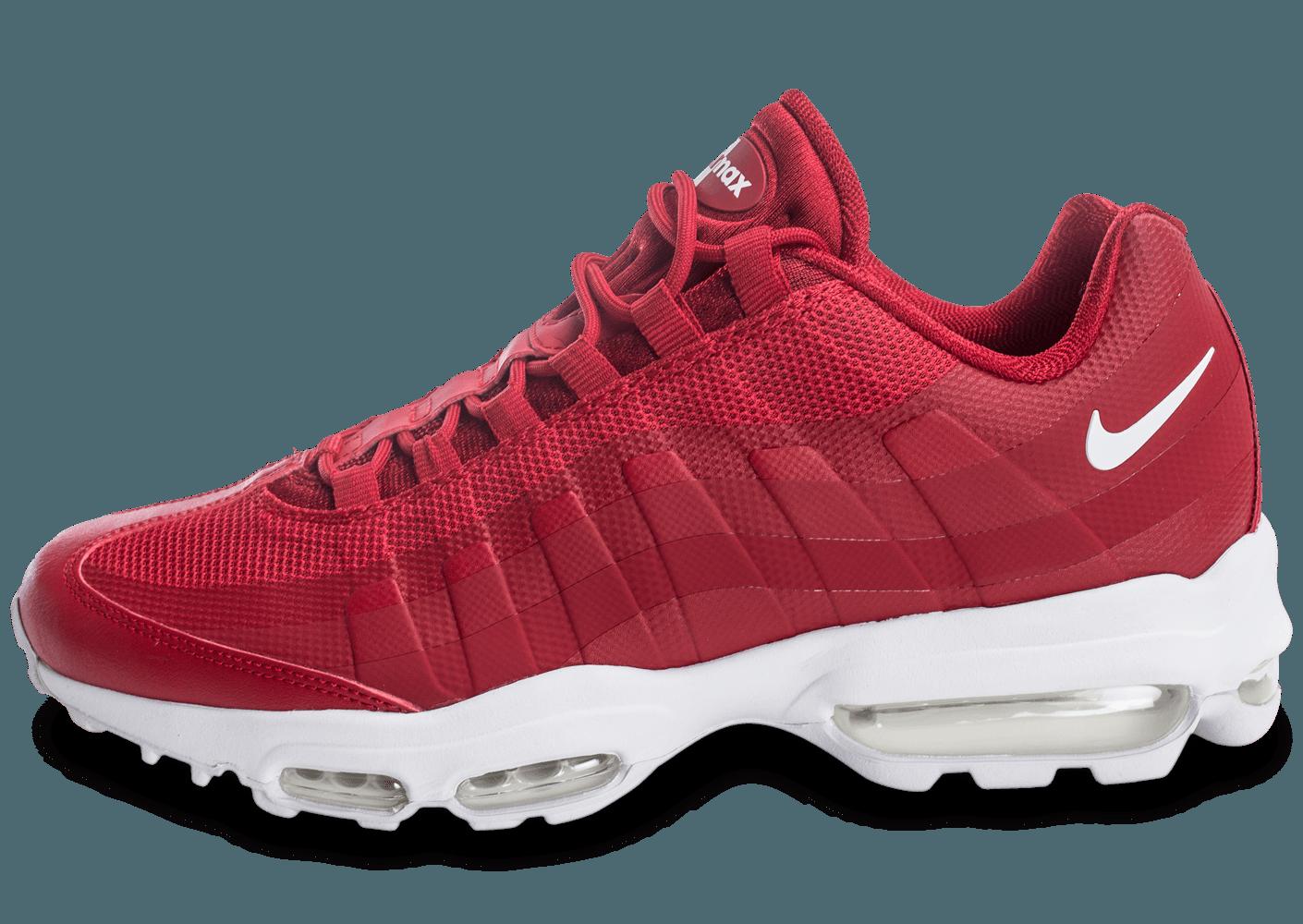 low priced 092ab 60cc0 Grands baskets discount Nike en ligne à vendre. L authentique vente de nike  air max 95 rouge femme froid France sera aimée par votre coeur.