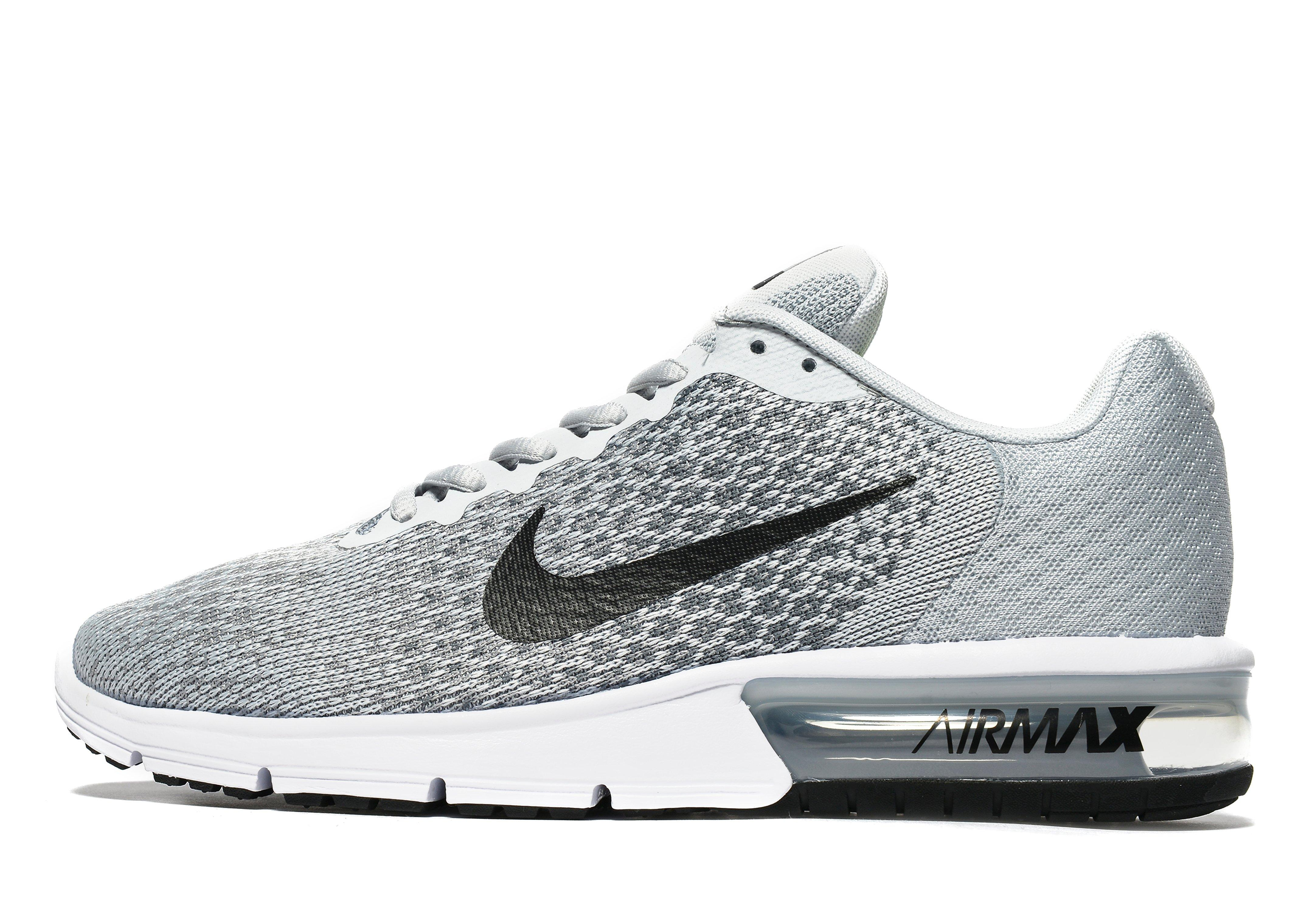 best service dc50a ee3cb nike air max sequent 2 homme gris 1