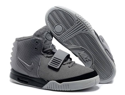 best service 8e4b5 a0103 Nike air yeezy 2 dunk blanc ouest gris chaussures,tn requin pas cher,nike  football club,comparez les prix ... Nike Air Yeezy 2 GS Chaussure de  Basket-ball ...