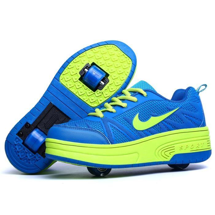 official photos d13aa 279d9 chaussure a roulette nike