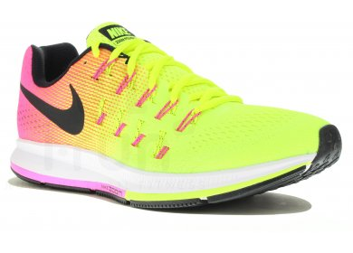 nike chaussures fluo