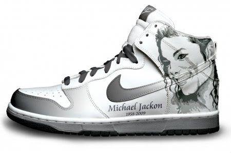 Chaussure Nike Nike Michael Jackson Chaussure l3T1JcFK
