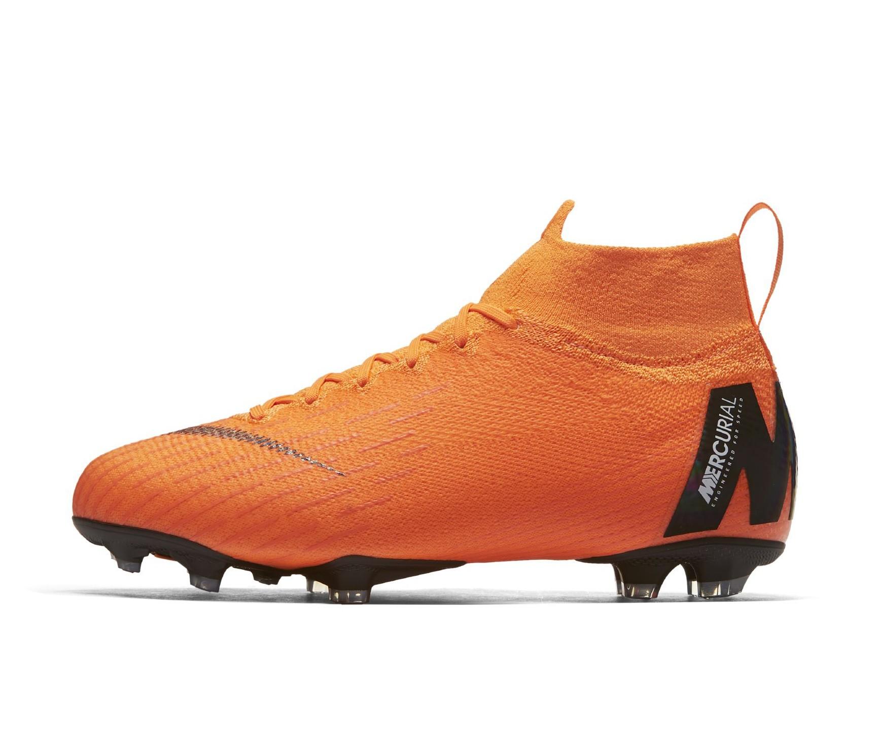 on sale cbc62 d84f1 ... buy chaussures de football nike mercurial superfly v fg pour hommes noir  bleu blanc chaussure de