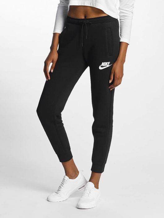 jogging femme nike noir