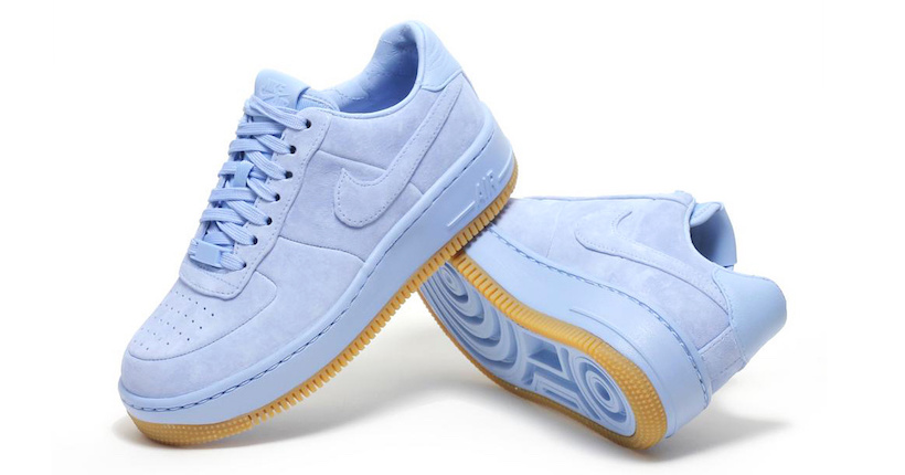 51747b7fb6b nike air force bleu daim