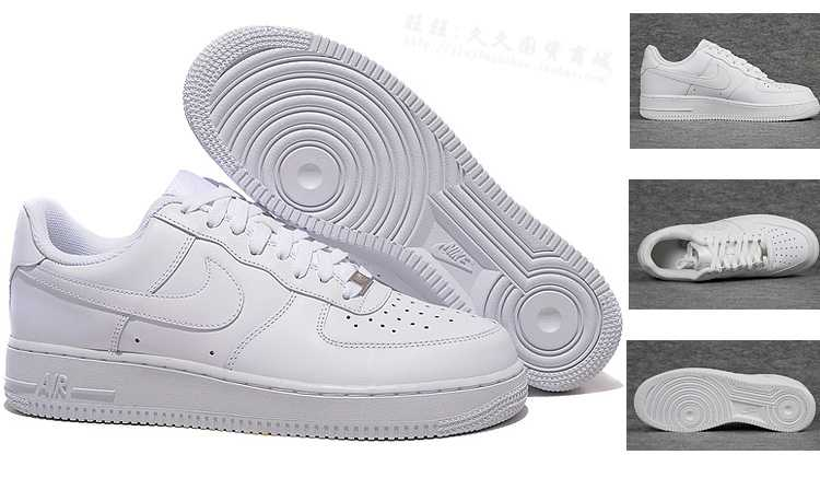 Nike Blanche Femme Force One B7gyyf6 Basse Air X8wOkn0P