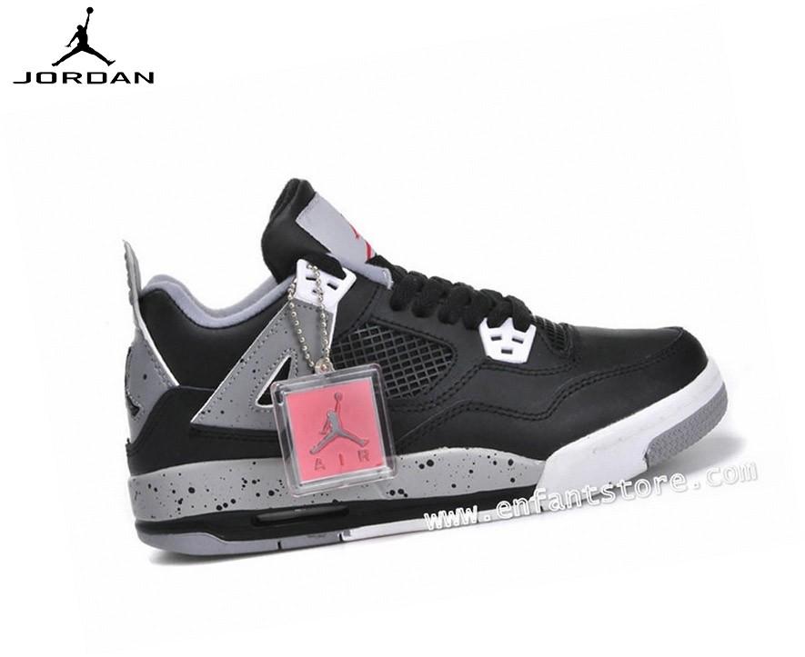 promo code 2ec1d 46059 nike air jordan noir et gris 1