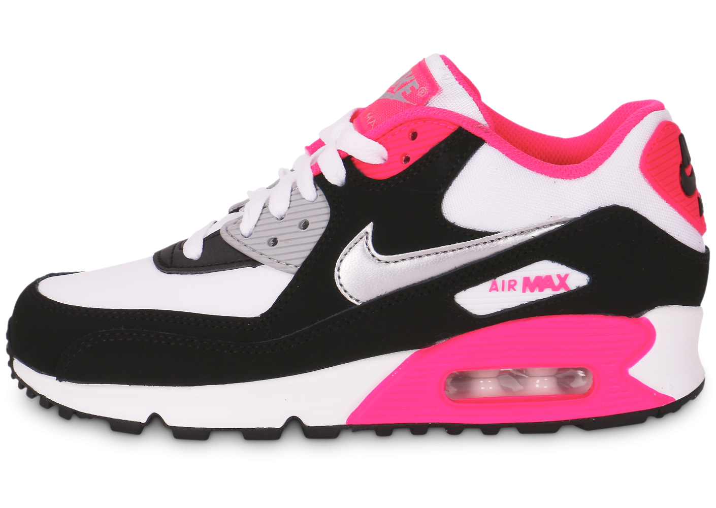 meilleur service c1203 44873 switzerland nike air max 90 hyperfuse rose noir 6bccb 23045