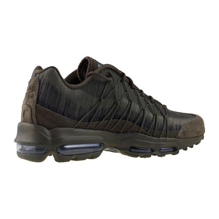 8b5ec9510f30 nike Air Max 95 Ultra Jacquard chaussures de Basketball nike Pas Cher Pour  homme Rouge Noir N b-EH ... NIKE Basket Air Max 95 Ultra Jacquard Bleu  Chaussures ...