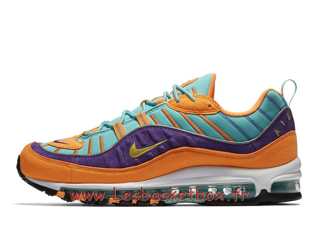 meet 8fc73 821ae FN761500002868 Demi Rabais Nike Air Max 98 Homme Pas Cher Aubergedupionnier  Soldes FR452110-1576. Running Nike Air Max 98 Yellow Grape 924462 800  Chaussures ...