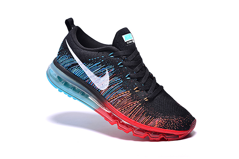 1e5fdad5aac0fe nike air max flyknit homme pas cher 1