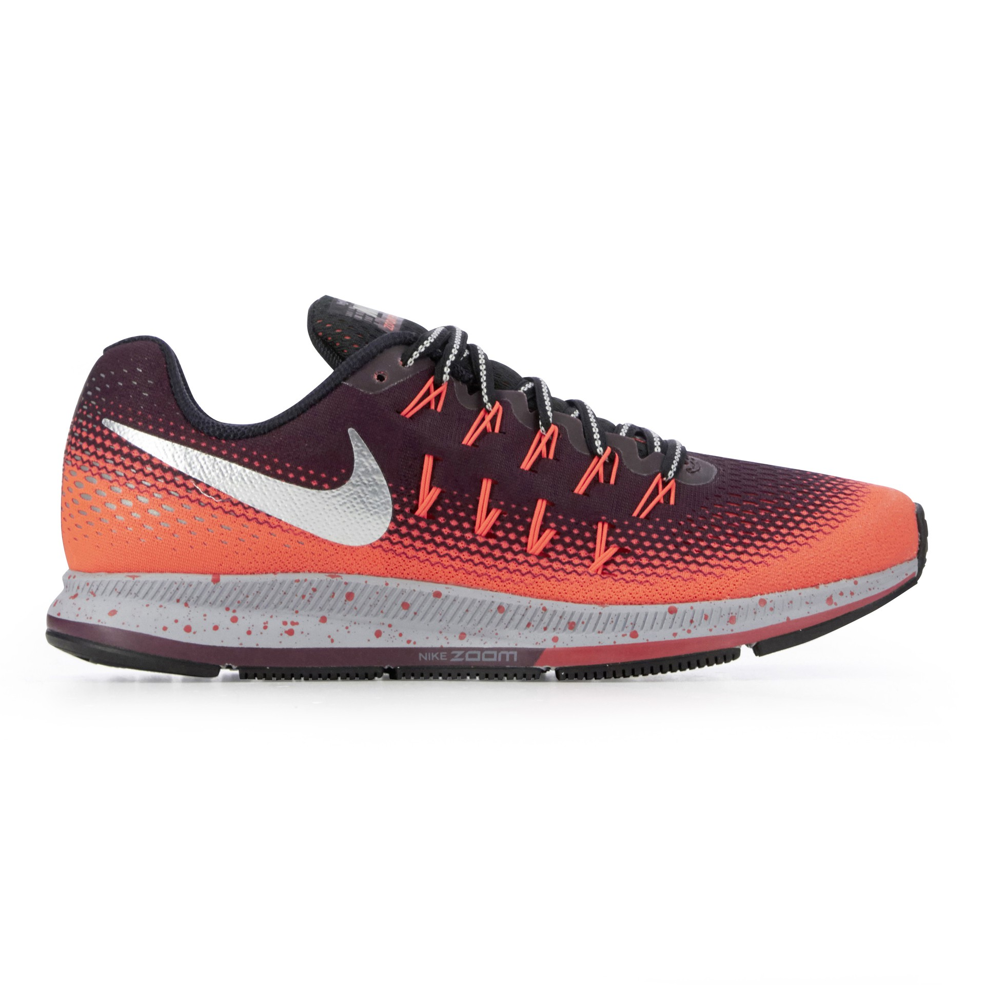 meilleures baskets 9c76e 39a1e nike air zoom pegasus 33 shield rouge