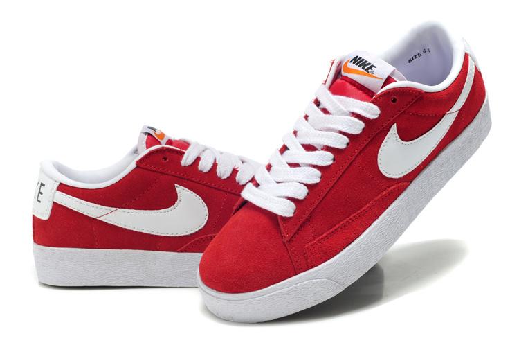 hot sale online 6243f 5d0d4 Nike Femme Nike Rouge Blazer Blazer Uz5Z7
