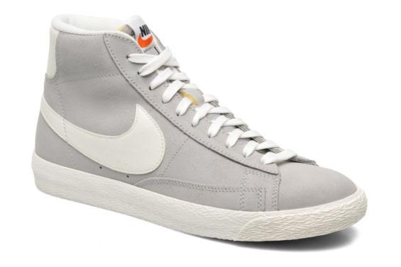 the latest 5c321 19966 Montrez votre style personnel Nike Blazer Mid Suede Vintage W chaussures  gris. Femme Nike Blazer Mid Vert Cuir Vintage Leather C Chaussure En Grise  Fonc
