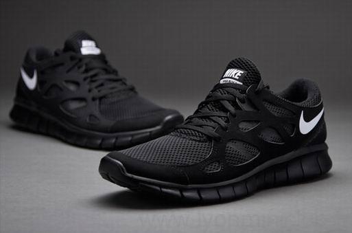 nouveaux styles 67e35 a9701 nike free run noir homme