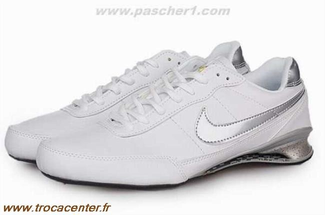 taille 40 31082 bcde4 nike shox rivalry blanche pas cher
