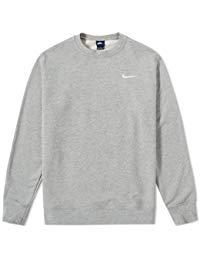 magasin en ligne f5b9c bd8f3 sweat nike gris sans capuche