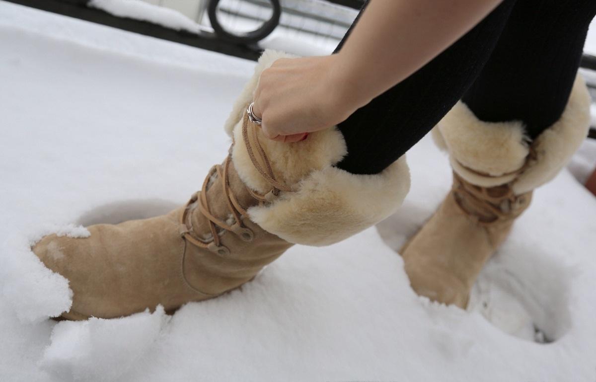 ugg femme pour la neige